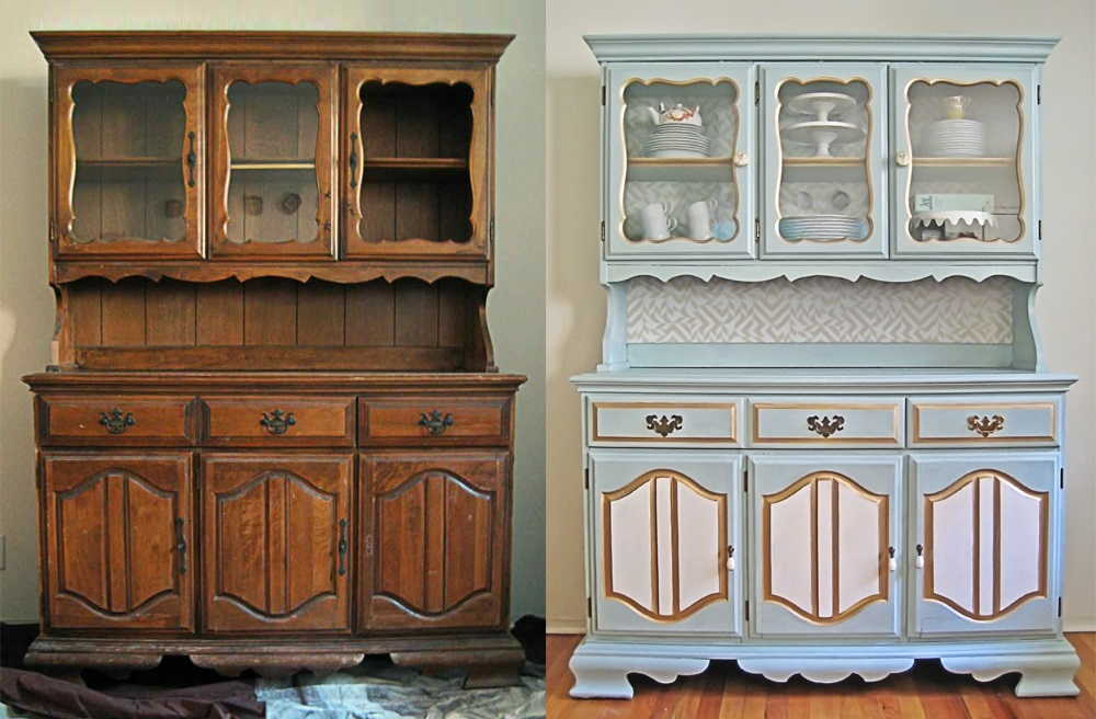 В каких случаях необходим ремонт старой мебели