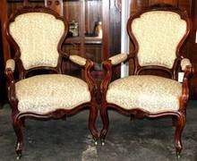кресла перетяжка и ремонт